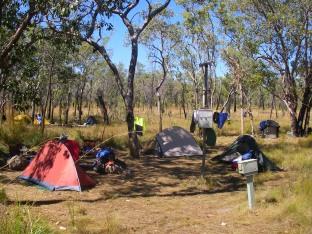 Campsite: Biddlecombe