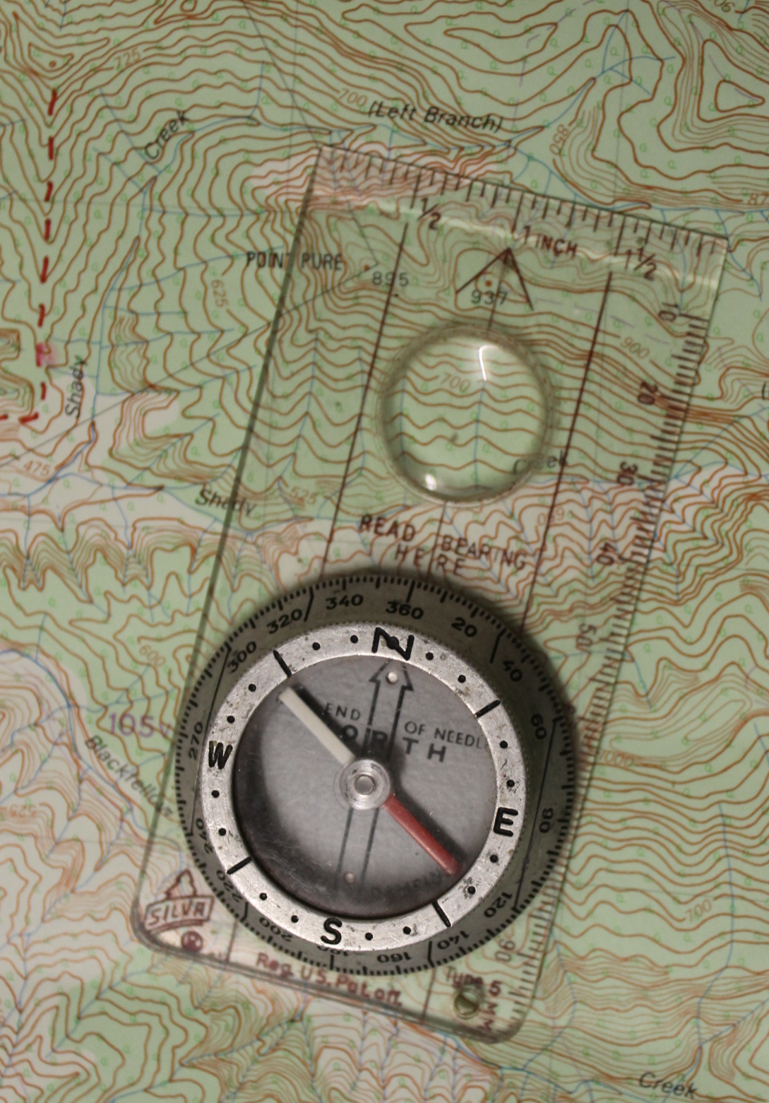 Quiz: How well can you use a map and compass? - Scouting ...