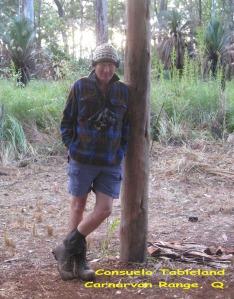Glenn Burns on Carnarvon Great Walk