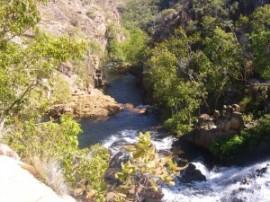 Biddlecombe Cascades, Jatbula Trail, NT