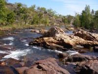 Crystal Falls, Jatbula Trail, NT