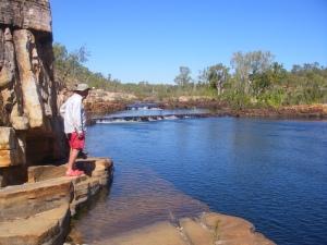 Sweetwater, Jatbula Trail, NT.