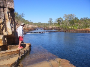 Sweetwater, Jatbula Trail, NT.