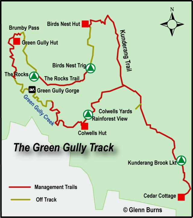 Green Gully Track