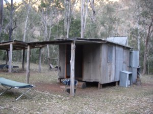 Colwells Hut