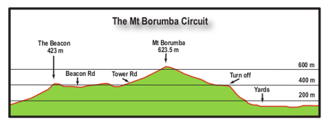 Mt Borumba Cross section Blog image