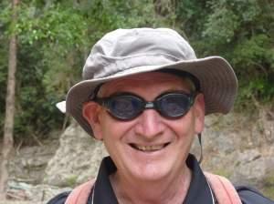 Goggle Man