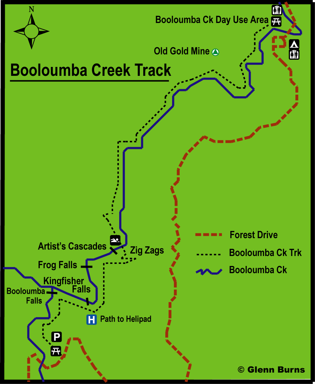 Booloumba Creek