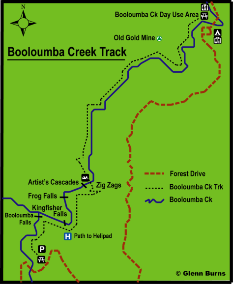 Booloumba Ck Map Final WP