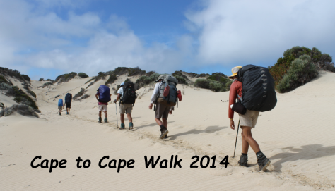Cape to Cape Title WP Trudge