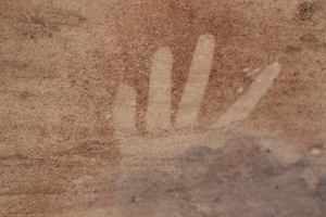 Hand stencil