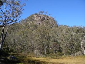 The Haystack on NW Trail