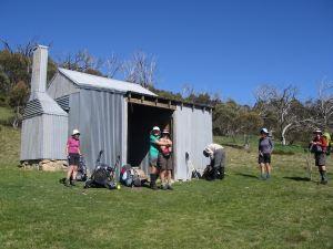 New Brooks Hut