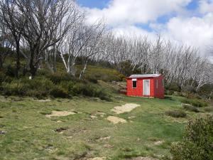 Valentines Hut