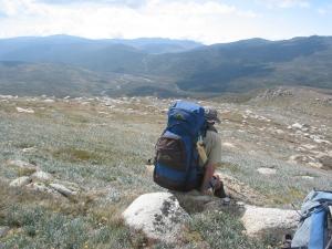 Main Range landscape