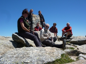 Mt Kosciuszko Summit