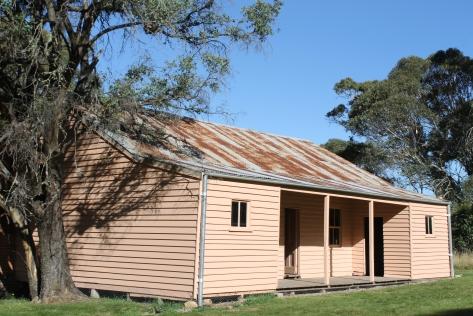 Long Plain Hut