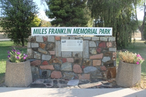 Miles Franklin Memorial, Tabingo, NSW
