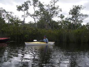 Eva's Touring Kayak