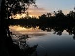Evening near Murrumbidgee Junction