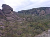 Monolith Valley. Budawangs.