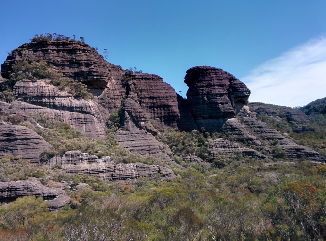 Monolith Valley and The Castle: The Budawangs