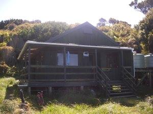 Christmas Village Hut