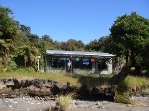 Yankee River Hut