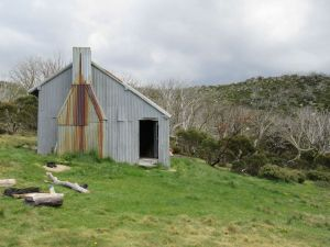 Mawsons Hut Kosciuszko National Park.