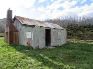 Whites River Hut Kosciuszko National Park