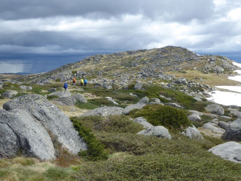 The Kerries Ridge Kosciuszko National Park