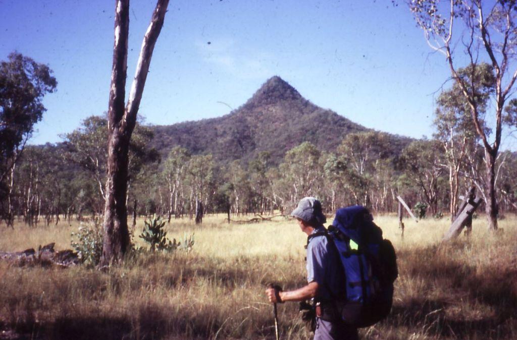 Mt Moffatt,.