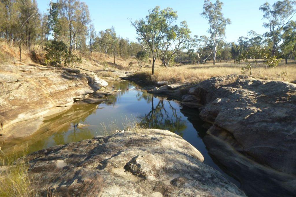 Marlong Creek, Mt Moffatt.